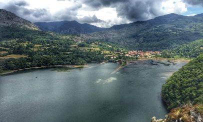 Embalse de Rioseco (Parque Natural y Reserva de la Biosfera de Redes, Asturias)